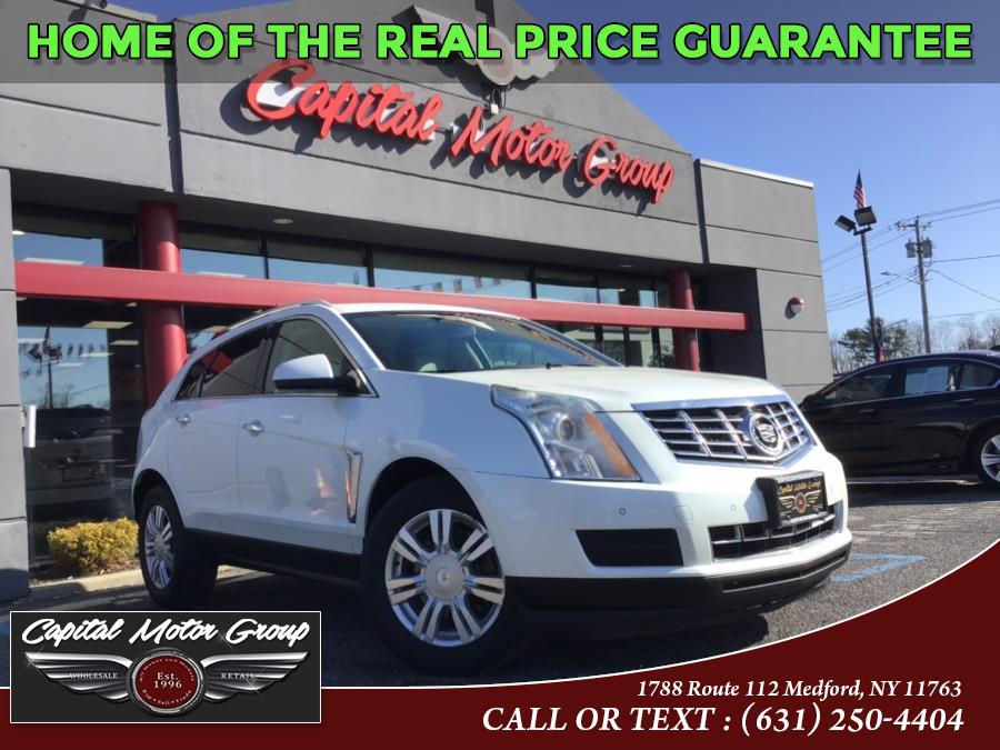 Used 2015 Cadillac SRX in Medford, New York | Capital Motor Group Inc. Medford, New York