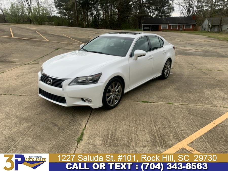 Used 2015 Lexus GS 350 in Rock Hill, South Carolina | 3 Points Auto Sales. Rock Hill, South Carolina