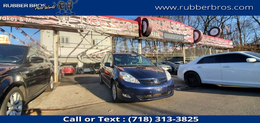 Used Toyota Sienna 5dr 7-Passenger Van XLE AWD 2007 | Rubber Bros Auto World. Brooklyn, New York