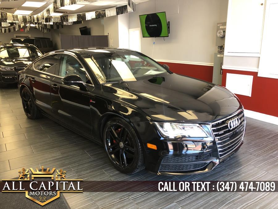 Used 2012 Audi A7 in Brooklyn, New York | All Capital Motors. Brooklyn, New York