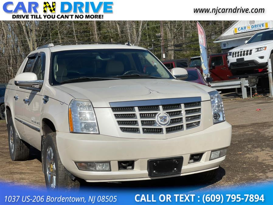 Used Cadillac Escalade Ext Sport Utility Truck 2008   Car N Drive. Bordentown, New Jersey