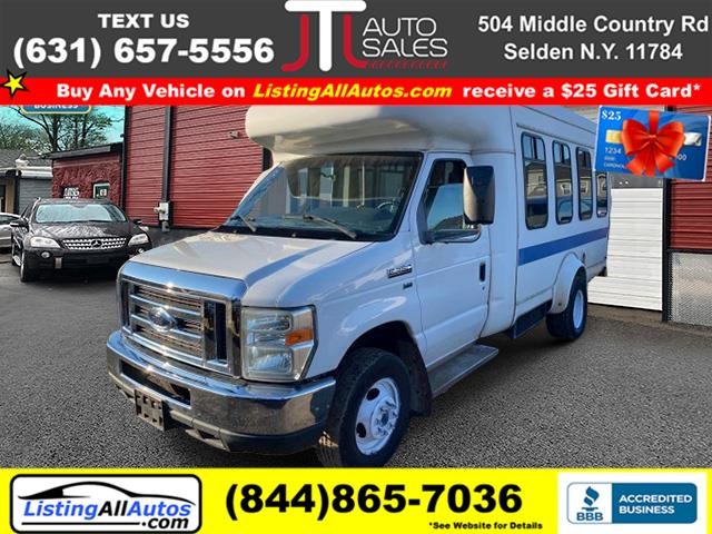 Used 2010 Ford Econoline Commercial Cutaway in Patchogue, New York | www.ListingAllAutos.com. Patchogue, New York