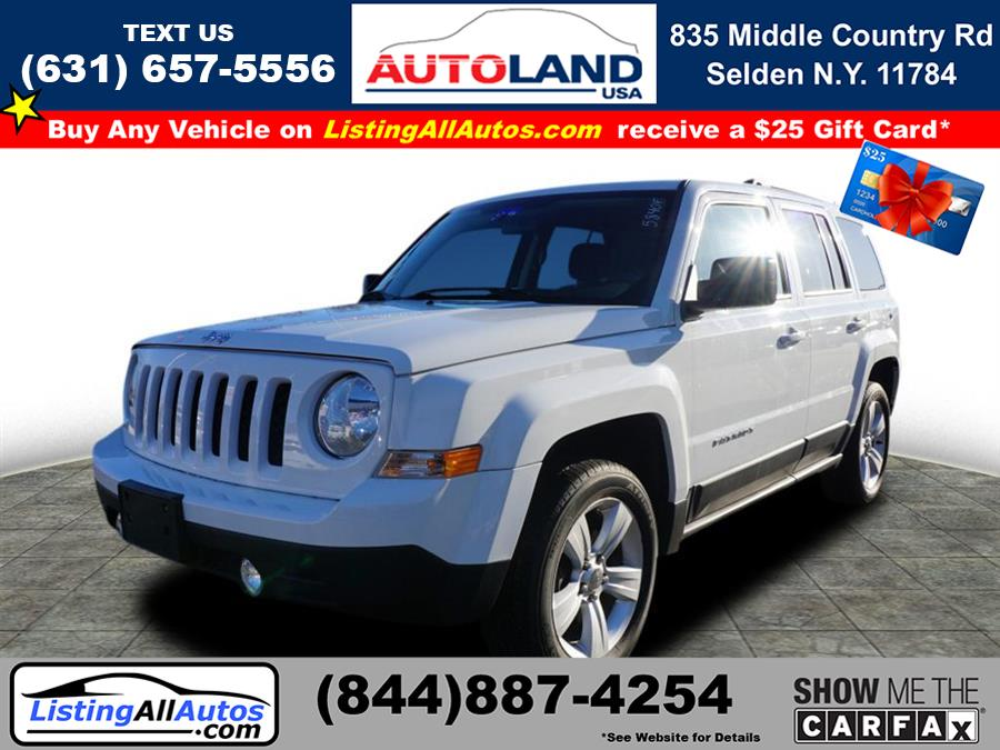 Used 2015 Jeep Patriot in Patchogue, New York | www.ListingAllAutos.com. Patchogue, New York