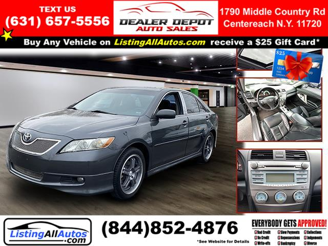 Used 2009 Toyota Camry in Patchogue, New York | www.ListingAllAutos.com. Patchogue, New York