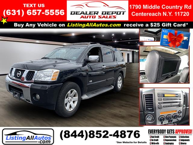 Used 2007 Nissan Armada in Patchogue, New York | www.ListingAllAutos.com. Patchogue, New York