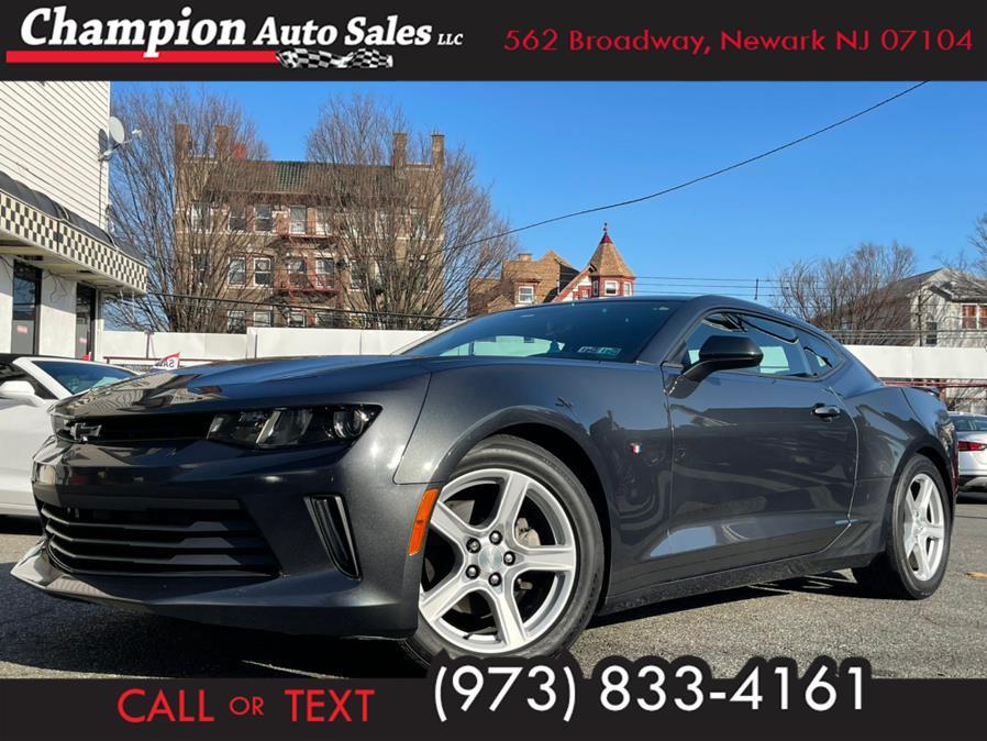 Used 2017 Chevrolet Camaro in Newark, New Jersey | Champion Auto Sales. Newark, New Jersey