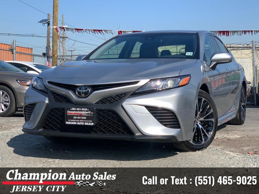 Used Toyota Camry SE Auto (Natl) 2018 | Champion Auto Sales of JC. Jersey City, New Jersey