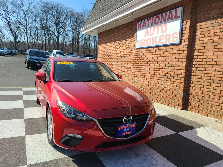 Used 2014 Mazda Mazda3 in Waterbury, Connecticut | National Auto Brokers, Inc.. Waterbury, Connecticut