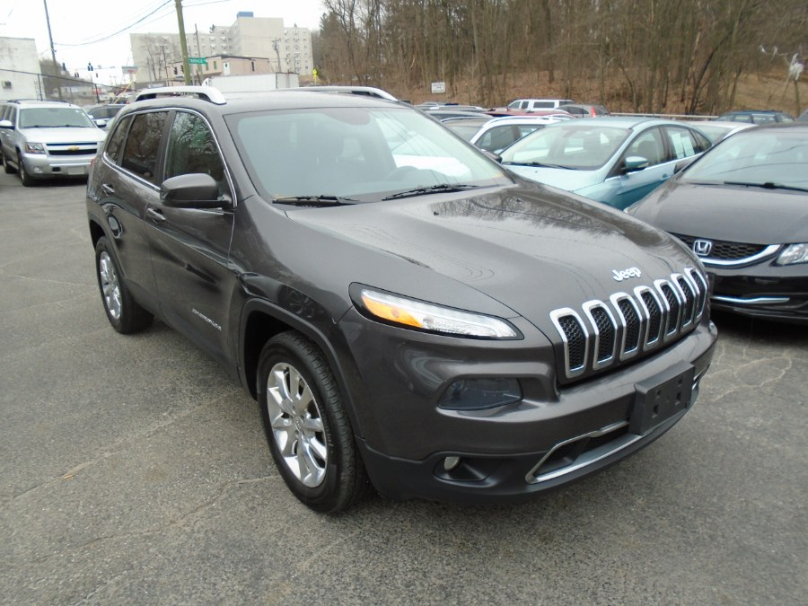 Used Jeep Cherokee 4WD 4dr Latitude 2016 | Jim Juliani Motors. Waterbury, Connecticut