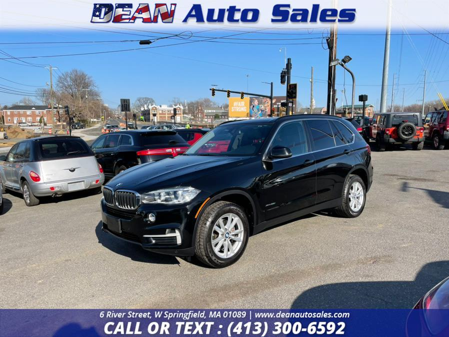 Used BMW X5 AWD 4dr xDrive35i 2015   Dean Auto Sales. W Springfield, Massachusetts