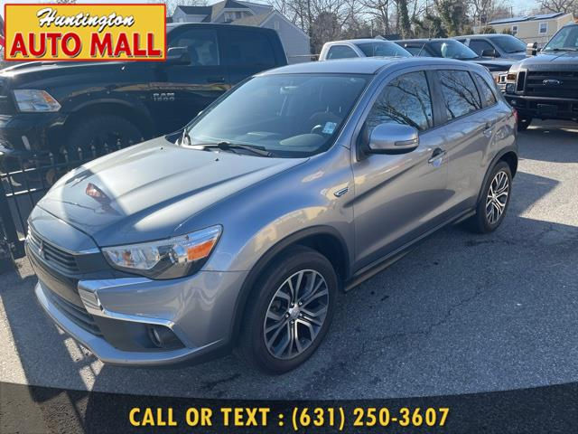 Used Mitsubishi Outlander Sport AWC 4dr CVT 2.4 SE 2016 | Huntington Auto Mall. Huntington Station, New York