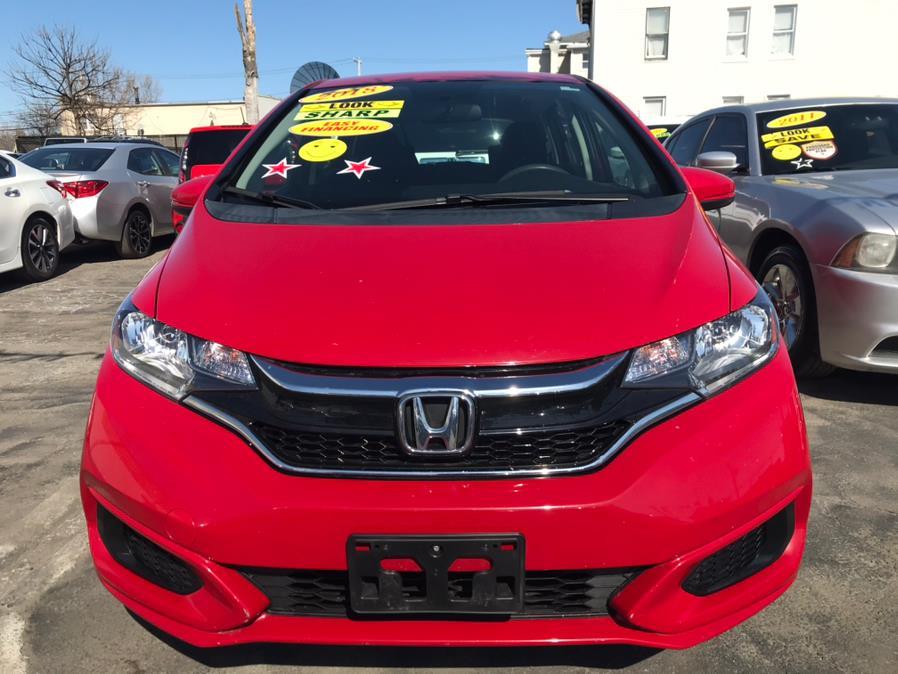 Used Honda Fit LX CVT 2018 | Affordable Motors Inc. Bridgeport, Connecticut