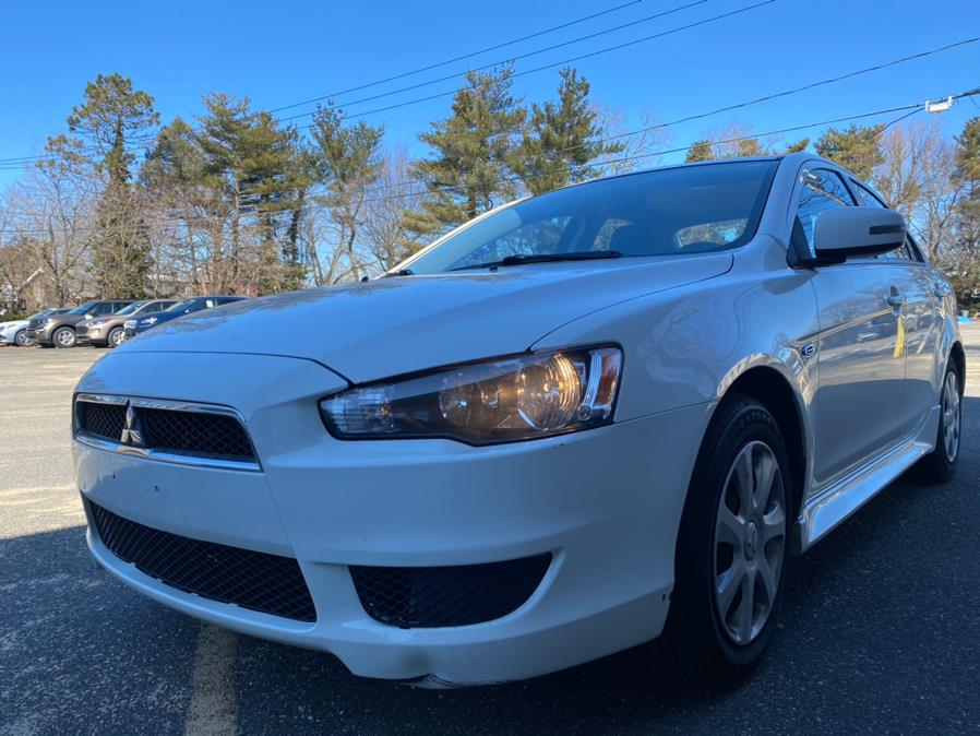 Used 2015 Mitsubishi Lancer in Hicksville, New York | Ultimate Auto Sales. Hicksville, New York