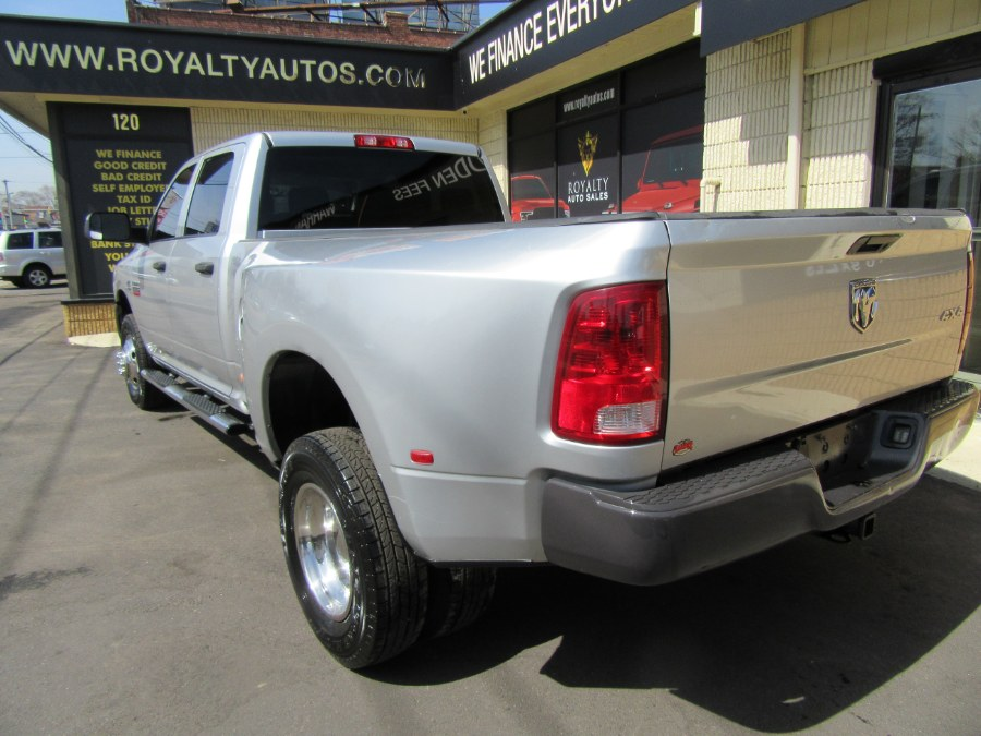 """Used Dodge Ram 3500 4WD Crew Cab 169"""" SLT 2010 