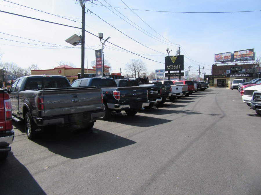 """Used Ford F-150 4WD SuperCrew 145"""" Platinum 2012 