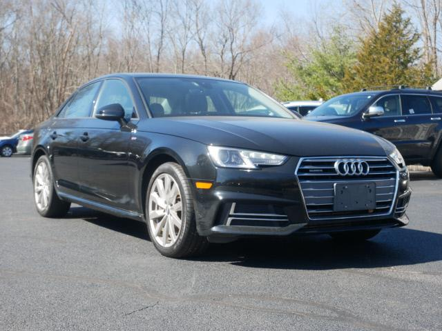 Used 2018 Audi A4 in Canton, Connecticut | Canton Auto Exchange. Canton, Connecticut