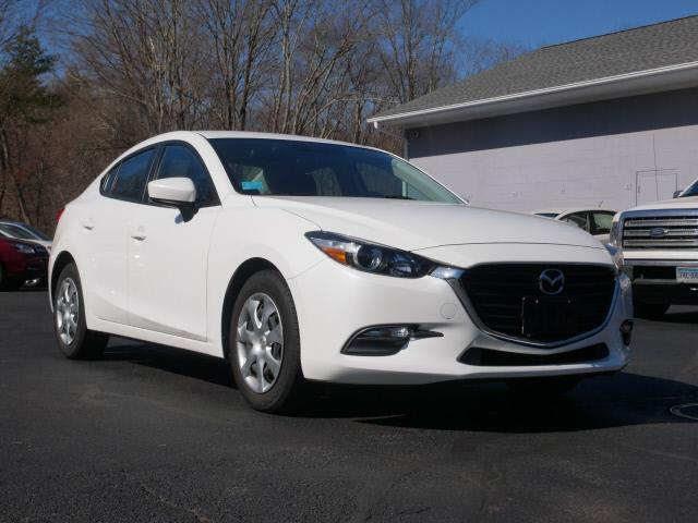 Used 2017 Mazda Mazda3 in Canton, Connecticut | Canton Auto Exchange. Canton, Connecticut