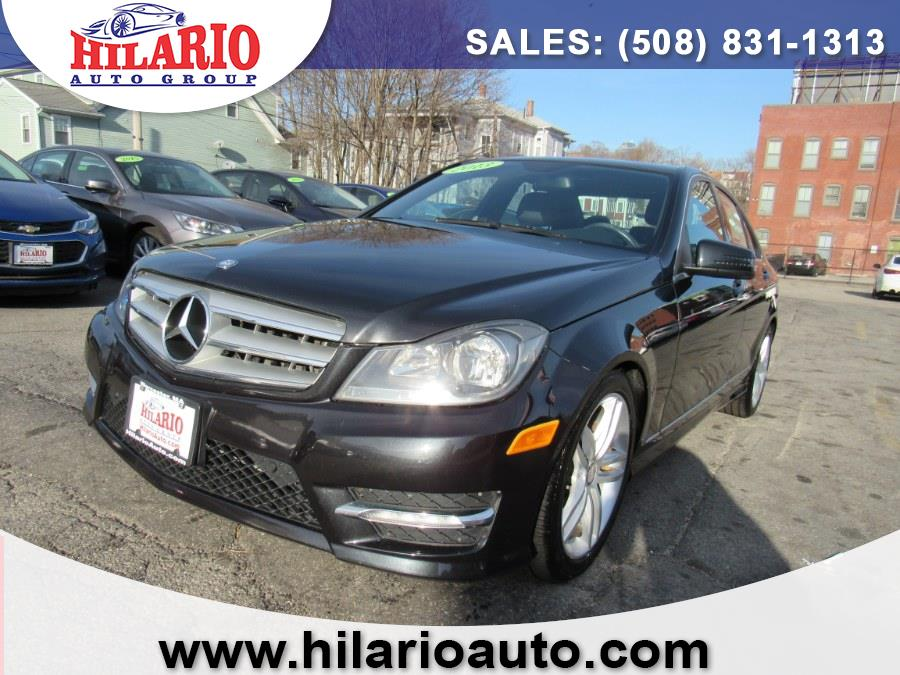 Used 2013 Mercedes-Benz C300 in Worcester, Massachusetts | Hilario's Auto Sales Inc.. Worcester, Massachusetts