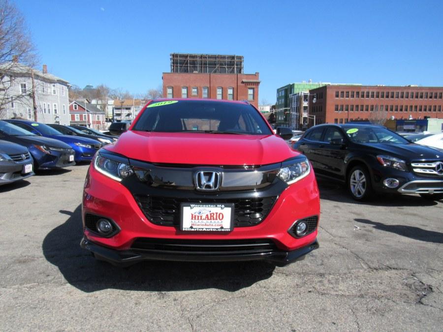 Used Honda HR-V Sport 2019 | Hilario's Auto Sales Inc.. Worcester, Massachusetts