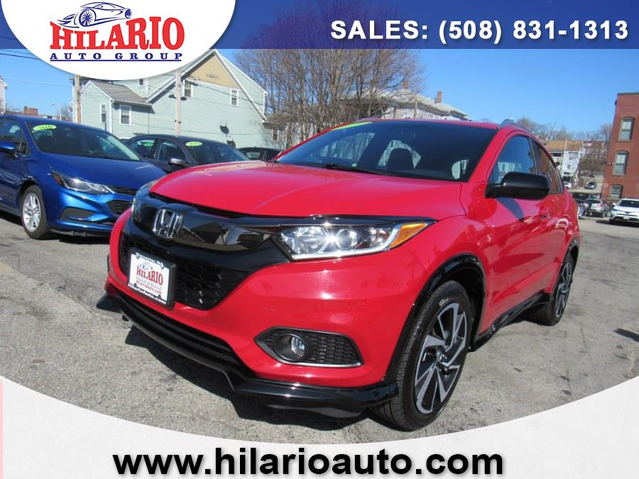 Used 2019 Honda HR-V in Worcester, Massachusetts | Hilario's Auto Sales Inc.. Worcester, Massachusetts