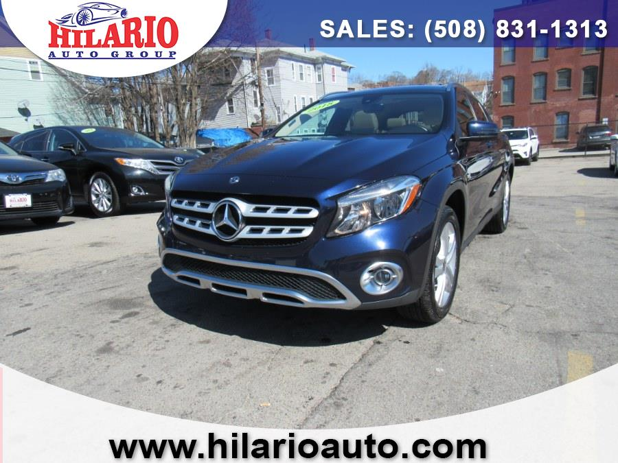 Used Mercedes-Benz GLA 250 Base 2018 | Hilario's Auto Sales Inc.. Worcester, Massachusetts