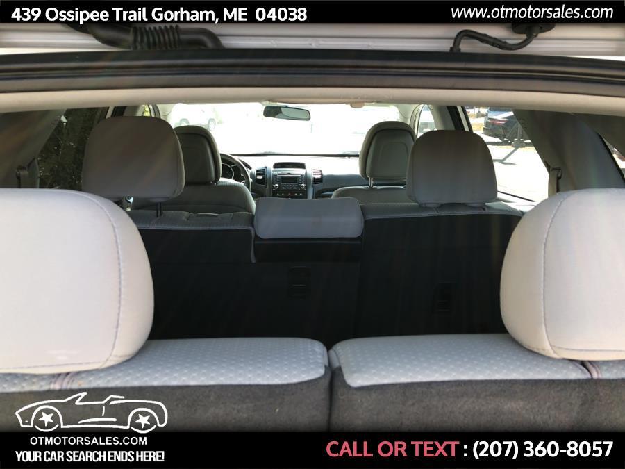 Used Kia Sorento AWD 4dr I4-GDI LX 2013 | Ossipee Trail Motor Sales. Gorham, Maine