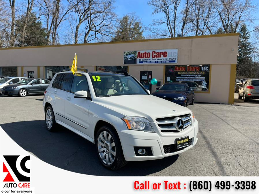 Used 2012 Mercedes-Benz GLK-Class in Vernon , Connecticut | Auto Care Motors. Vernon , Connecticut