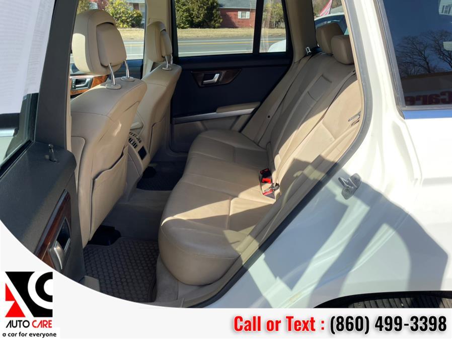 Used Mercedes-Benz GLK-Class 4MATIC 4dr GLK350 2012 | Auto Care Motors. Vernon , Connecticut