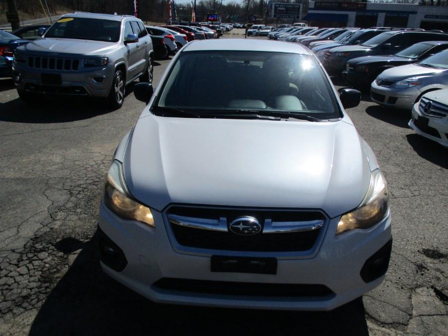 Used Subaru Impreza Wagon 5dr Man 2.0i 2014 | Cos Central Auto. Meriden, Connecticut