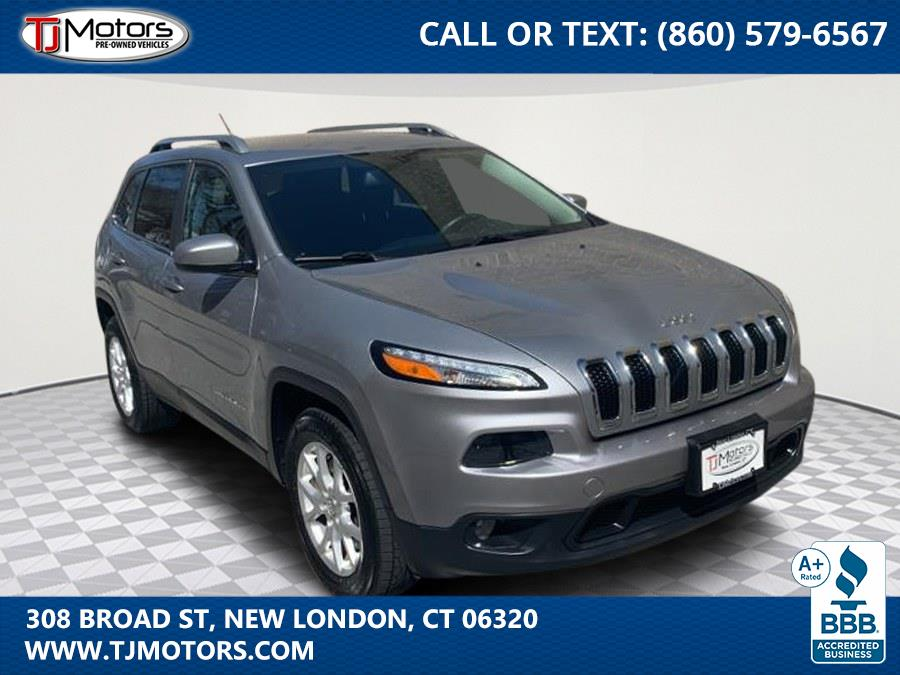 Used Jeep Cherokee 4WD 4dr Latitude 2014 | TJ Motors. New London, Connecticut