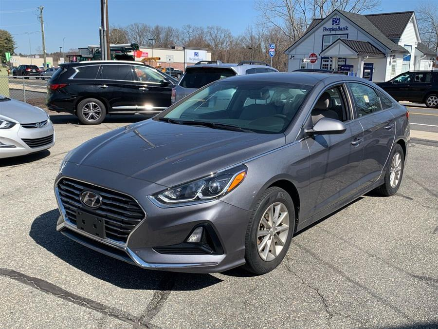 Used 2018 Hyundai Sonata in Ludlow, Massachusetts | Ludlow Auto Sales. Ludlow, Massachusetts