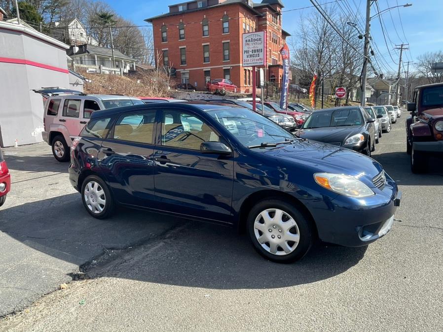 Used 2008 Toyota Matrix in Derby, Connecticut | Bridge Motors LLC. Derby, Connecticut