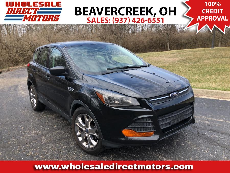 Used Ford Escape FWD 4dr S 2015 | Wholesale Direct Motors. Beavercreek, Ohio