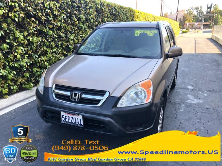 Used 2004 Honda CR-V in Garden Grove, California | Speedline Motors. Garden Grove, California