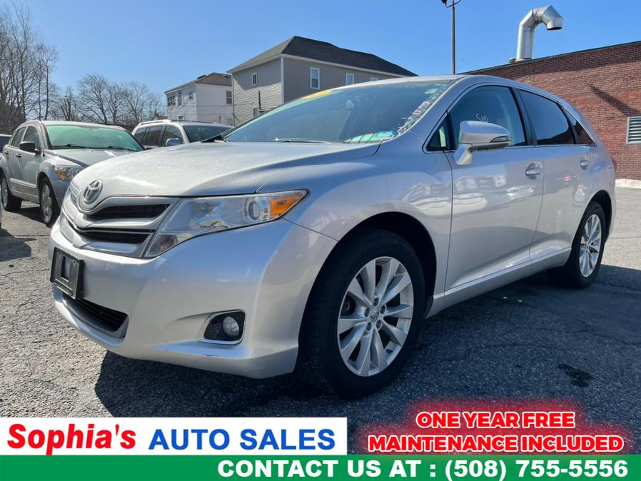 Used 2014 Toyota Venza in Worcester, Massachusetts | Sophia's Auto Sales Inc. Worcester, Massachusetts