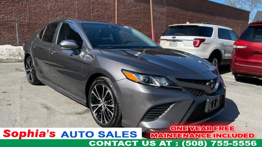 Used 2019 Toyota Camry in Worcester, Massachusetts | Sophia's Auto Sales Inc. Worcester, Massachusetts