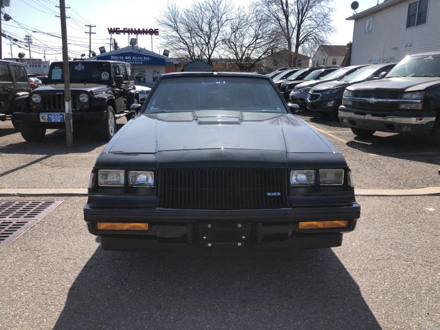 Used Buick Regal 2dr Coupe 1987 | Route 46 Auto Sales Inc. Lodi, New Jersey