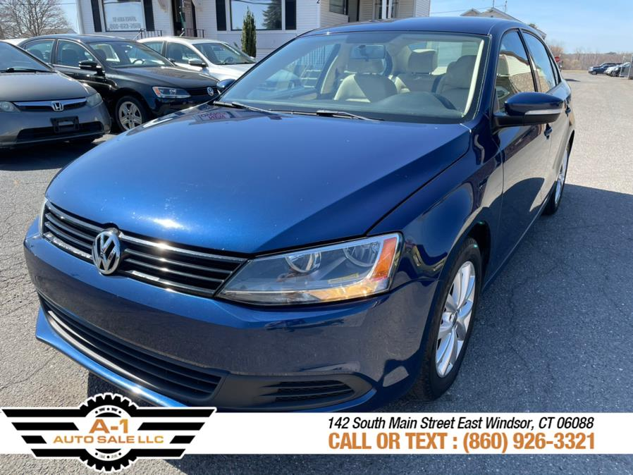 Used 2011 Volkswagen Jetta Sedan in East Windsor, Connecticut | A1 Auto Sale LLC. East Windsor, Connecticut