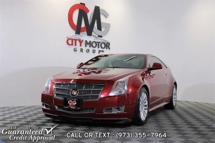 Used 2011 Cadillac Cts in Haskell, New Jersey | City Motor Group Inc.. Haskell, New Jersey
