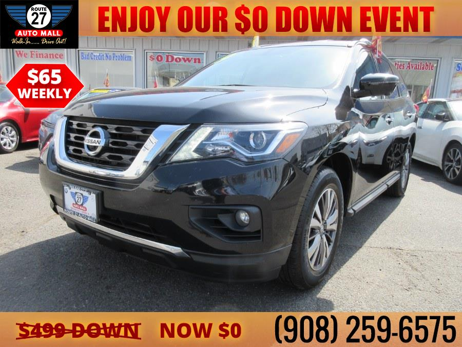 Used 2019 Nissan Pathfinder in Linden, New Jersey | Route 27 Auto Mall. Linden, New Jersey