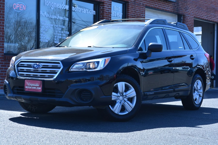 Used 2016 Subaru Outback in ENFIELD, Connecticut | Longmeadow Motor Cars. ENFIELD, Connecticut