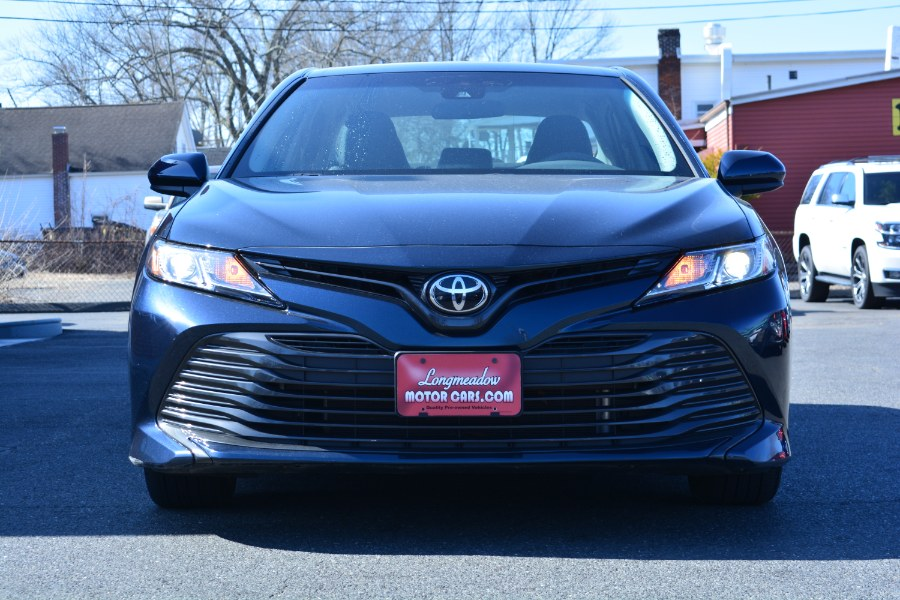 Used Toyota Camry LE Auto (Natl) 2018 | Longmeadow Motor Cars. ENFIELD, Connecticut
