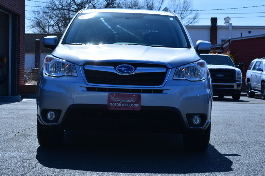 Used Subaru Forester 4dr CVT 2.5i Limited PZEV 2016   Longmeadow Motor Cars. ENFIELD, Connecticut