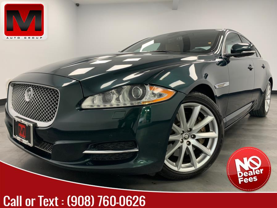 Used 2013 Jaguar XJ in Elizabeth, New Jersey | M Auto Group. Elizabeth, New Jersey