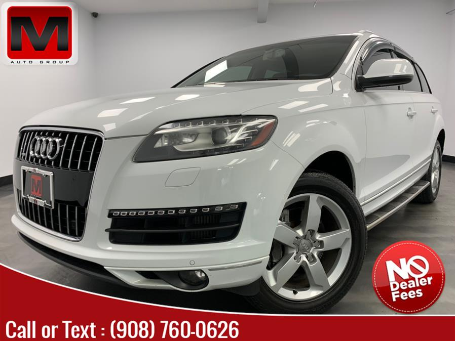 Used 2014 Audi Q7 in Elizabeth, New Jersey | M Auto Group. Elizabeth, New Jersey