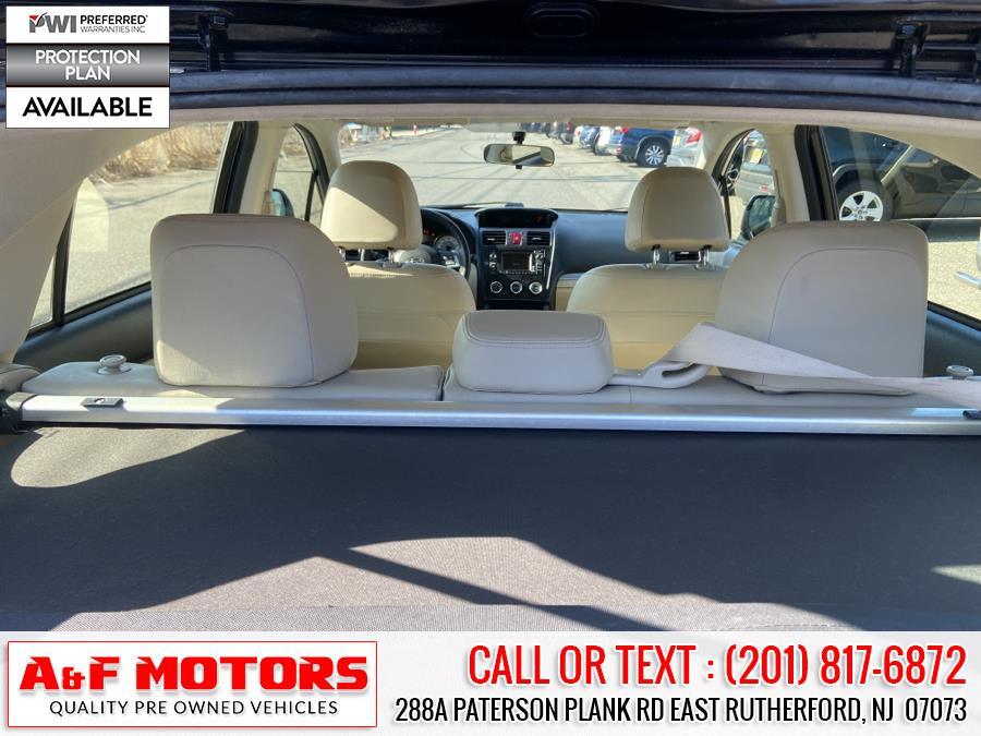 Used Subaru Impreza Wagon 5dr Auto 2.0i Limited 2013 | A&F Motors LLC. East Rutherford, New Jersey