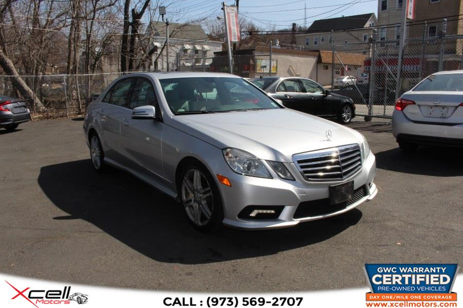 Used Mercedes-Benz E-Class 4dr Sdn E350 Sport 4MATIC 2011 | Xcell Motors LLC. Paterson, New Jersey
