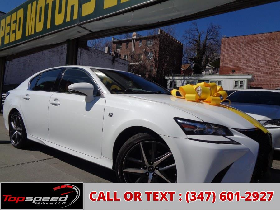 Used 2018 Lexus GS350 in Jamaica, New York | Top Speed Motors LLC. Jamaica, New York