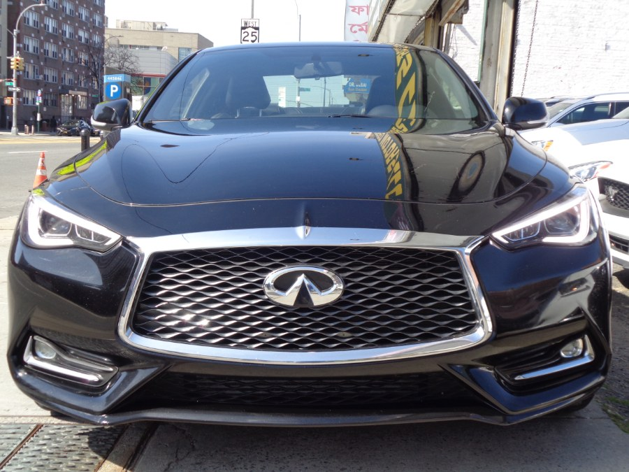 Used INFINITI Q60 Coupe AWD 2017 | Top Speed Motors LLC. Jamaica, New York