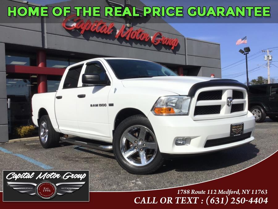 "Used Ram 1500 4WD Crew Cab 140.5"" ST 2012 